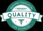 Quality - Aseguramos al 100% la calidad del traductor médico