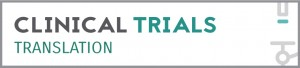 translation of clinical trials