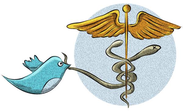 twitter for medical translations