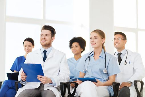 medical conference interpreting