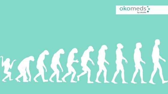 human body evolution