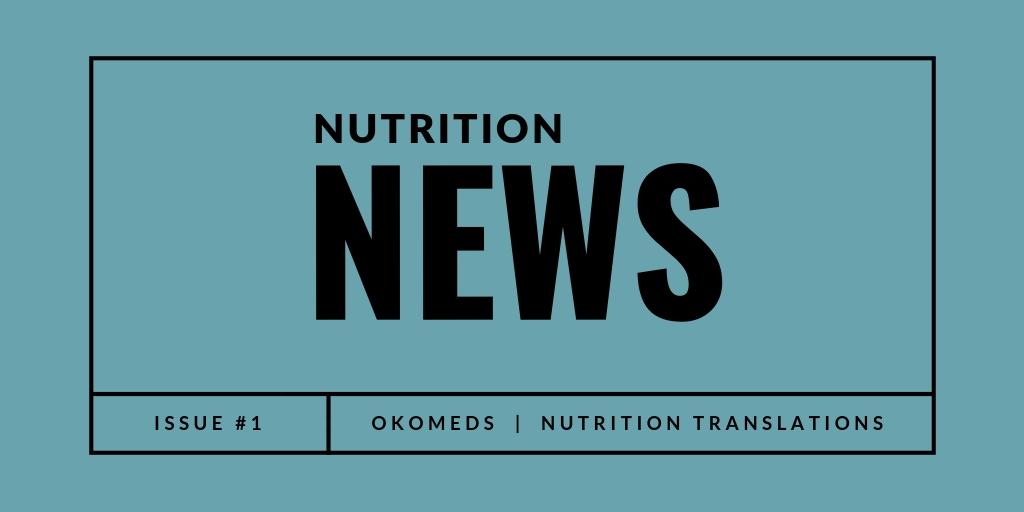 nutrition news